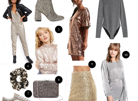 10 Glitter Items You Need in Your Closet