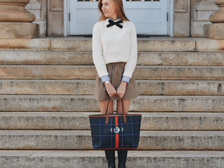 Classic Prep in Plaid