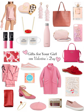 Gifts for Your Girl on Valentine's Day