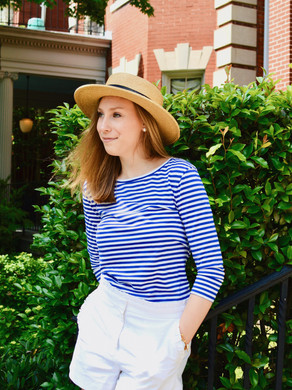 French Stripes in the Summertime