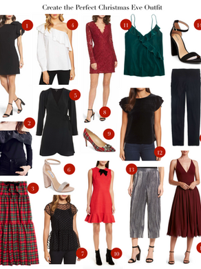 Shop for Your Perfect Christmas Eve Outfit