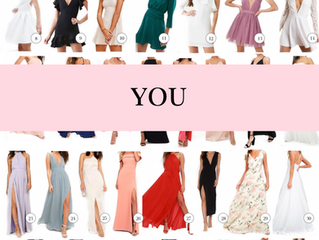 Dozens of Dresses for Formal and Prom under $150