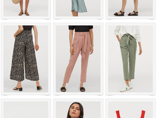 Must-Shop Items from the H&M Sale
