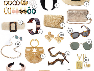 Accessories for Summer Under $35