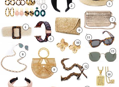 Accessories for Summer Under $35
