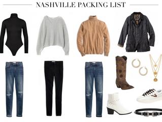 Nashville, Here I Come!