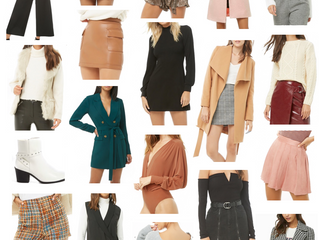 Fashion Forward with Forever 21