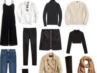 New York Fashion Week Packing List