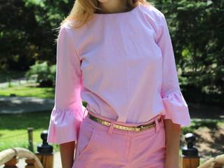 Wear Pink & Make the Boys Wink