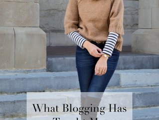 What I've Learned from Blogging: General Lessons