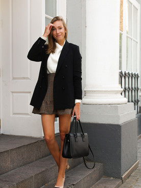 Dressed to Go Back to the Office