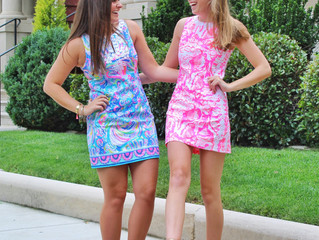 My FAVORITE Lilly Pulitzer Shift