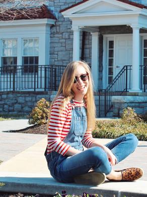 Spring in Stripes