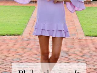 Philanthropy & Sisterhood Round Dresses