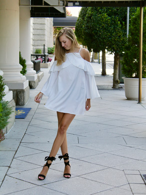The Only White Dress Guide You Need