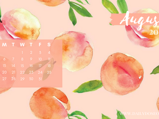 Peachy August Wallpapers