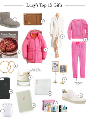 15 Gifts to Ask for This Christmas