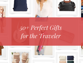 50+ Perfect Gifts for the Traveler