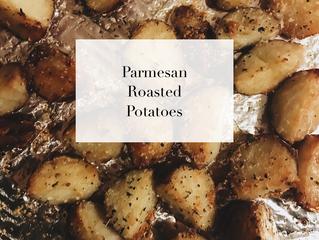 Parmesan Potatoes