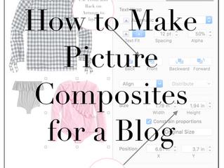 Blogvice: How to Make Composite Photos