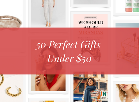 50 Perfect Gifts Under $50