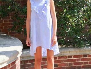 Classic Summer Swing Dress