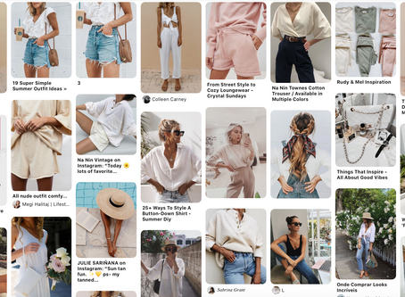 Pinterest Board Capsule Collection