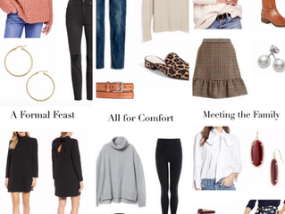 Outfits for Every Thanksgiving