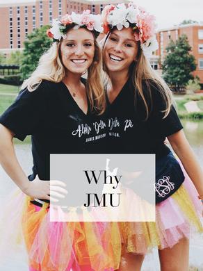 Why JMU.