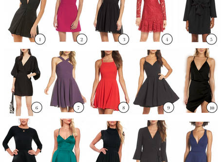 15 Dresses Perfect for Homecoming & Semi-Formal