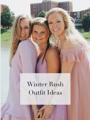 Winter Recruitment Outfit Ideas