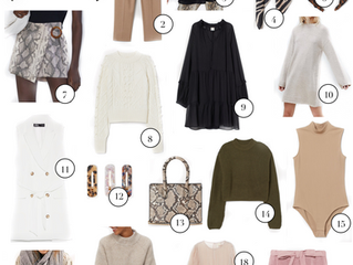 The Pre-Fall Fashion You Need