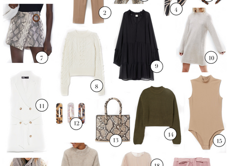 The Pre-Fall Fashion You Need