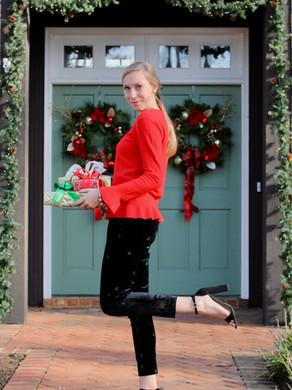 Step Into Christmas with J.McLaughlin