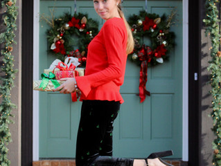 Step Into Christmas with J.McLaughlin