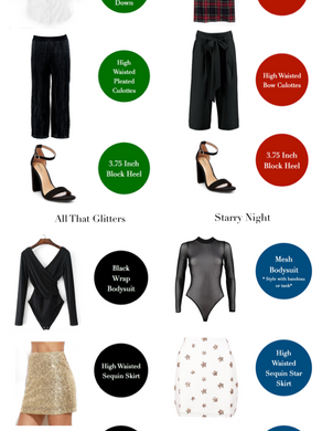 Outfits for Holiday Parties (That Aren't Dresses)