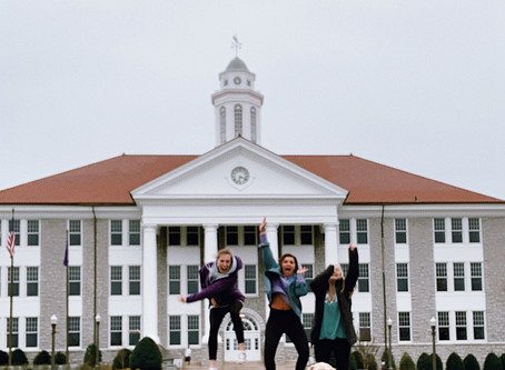 My Farewell to James Madison University
