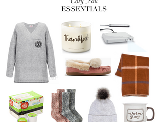 Cozy Fall Essentials