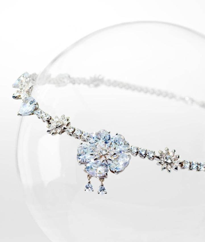 Crazy Love gala necklace