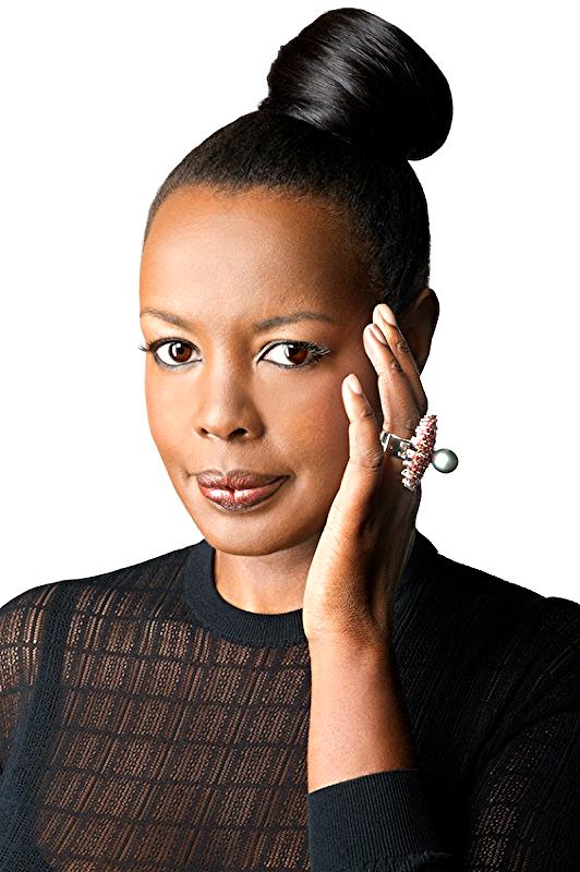 Sandra Bérété's portrait