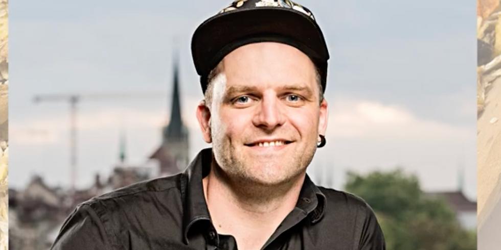 Pfarrer Tobias Rentsch auf Radio Tell