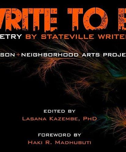 WRITE TO BE
