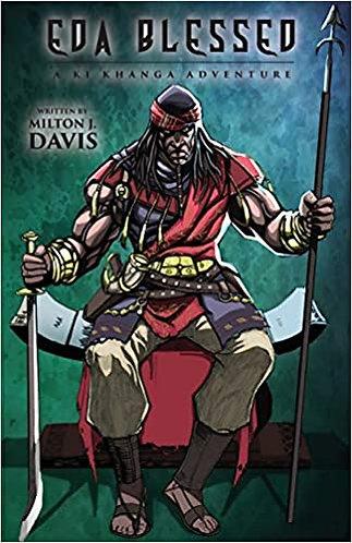 Eda Blessed: A Ki Khanga Adventure Paperback – Illustrated,