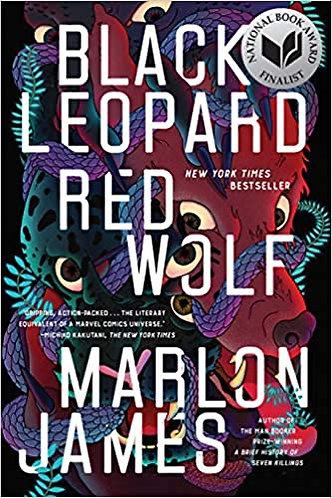 Black Leopard, Red Wolf ( Dark Star Trilogy #1 )