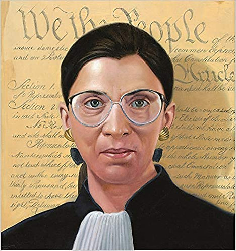 Ruth Objects: The Life of Ruth Bader Ginsburg ( A Big Words Book )