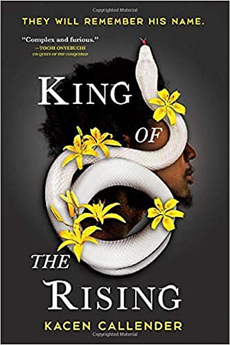 King of the Rising ( Islands of Blood and Storm #2 )