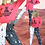 Thumbnail: roman paisley print split leggings