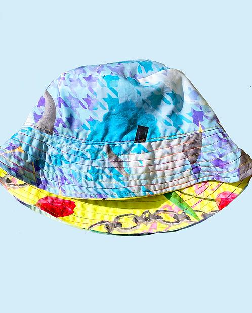 Tulip x Cherub Wide Brim Bucket Hat