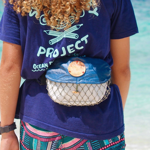 Sea Jelly - 100% Upcycled Hip Pack