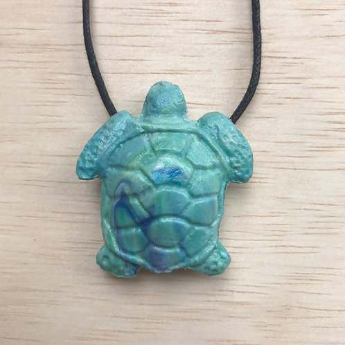Green Sea Turtle - Turquoise